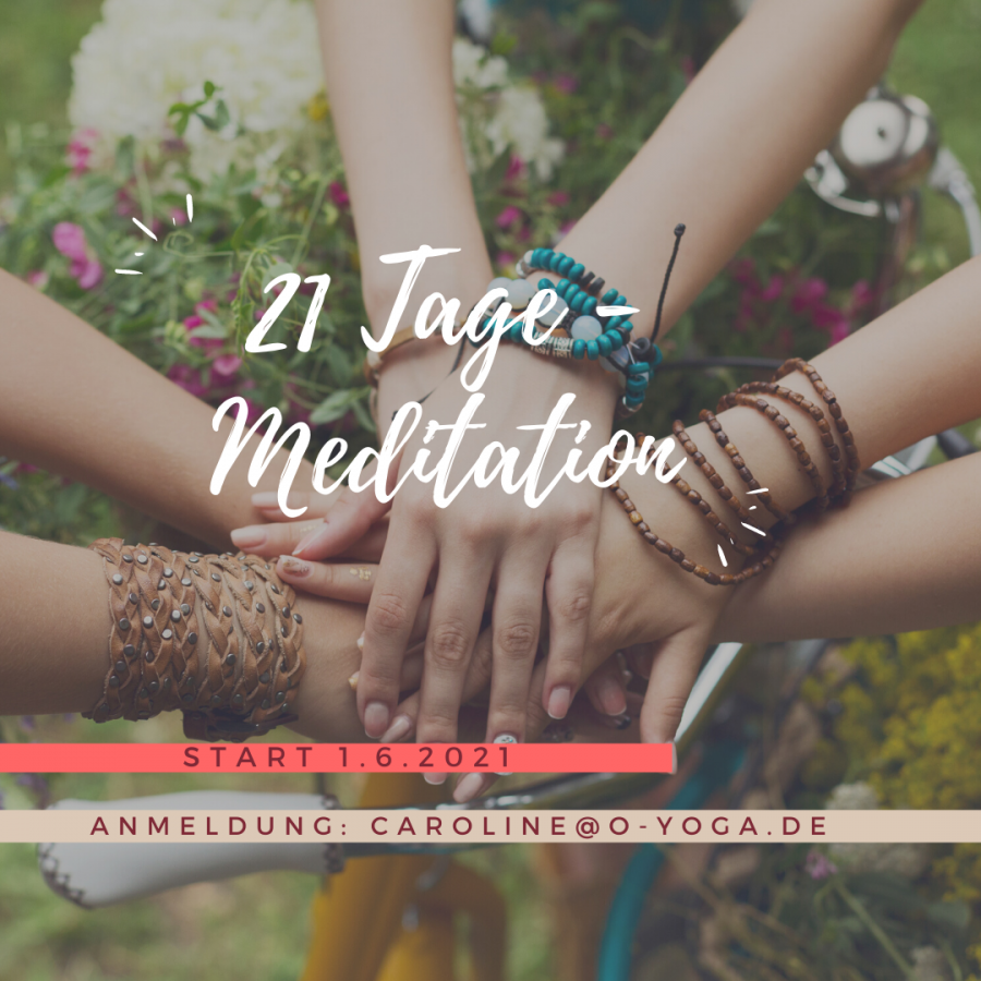 21 Tage Meditation | bring prosperity into your life SUMMER EDITION