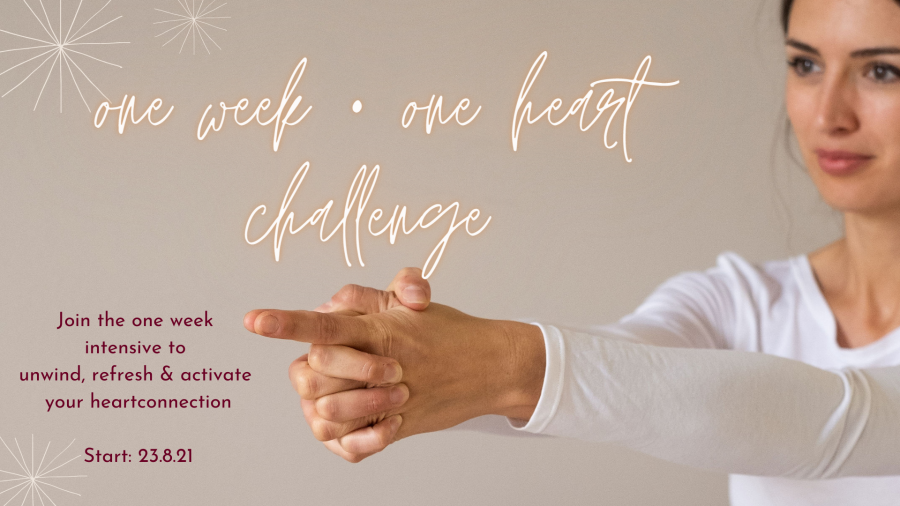 One week · one heart | Kundalini Yoga challenge to activate the power of love